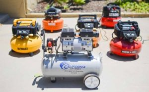 Best Air Compressors Featured