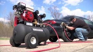 Best Gas Air Compressors Featured
