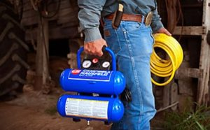 Best Portable Air Compressors Featured