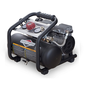 Briggs & Stratton 1.8-Gallon Quiet Power Technology Air Compressor
