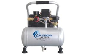 California Air Tools CAT-1P1060S Air Compressor Featured