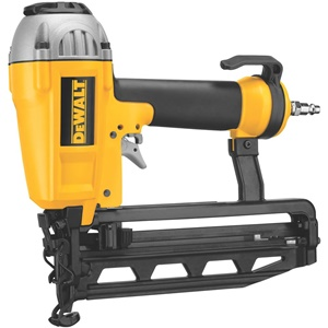 DEWALT D51257K 1-Inch to 2-1 2-Inch 16 Gauge Finish Nailer