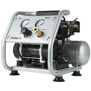 Hitachi EC28M Ultra Quiet Air Compressor