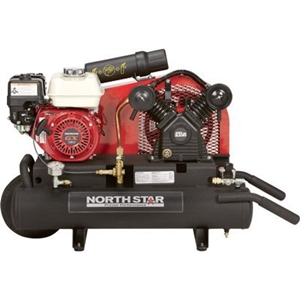 NorthStar Gas-Powered Air Compressor