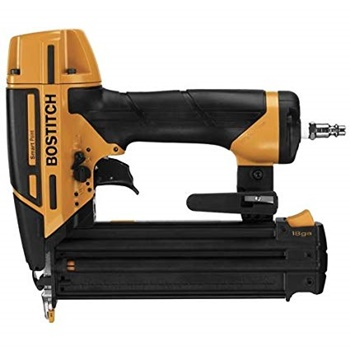 BOSTITCH BTFP12233 Air Brad Nailer Smart Point 18GA