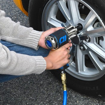 How to Use an Air Impact Wrench