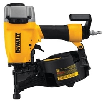 DEWALT DW66C Coil Siding and Fencing Nailer