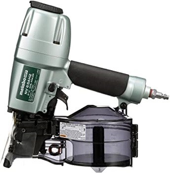 Metabo HPT Coil Siding Nailer