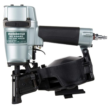 Metabo HPT NV45AB2 Coil Roofing Nailer