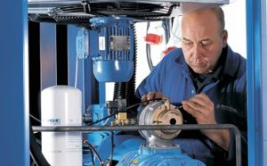 How to Fix an Air Compressor Featured