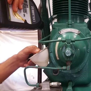 Using the Right Oil for Air Compressor