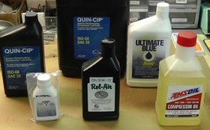 What Kind of Oil Goes in an Air Compressor Featured