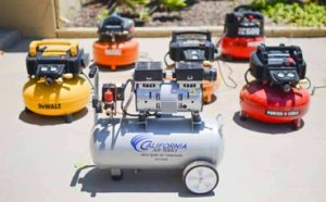 What Size Air Compressor Do I Need for Air Tools Featured