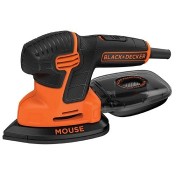 BLACK+DECKER Mouse Detail Sander
