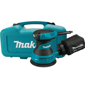 Makita BO5030K Random Orbit Sander with Tool Case
